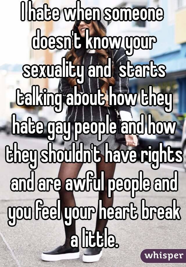 How do you find out your sexuality