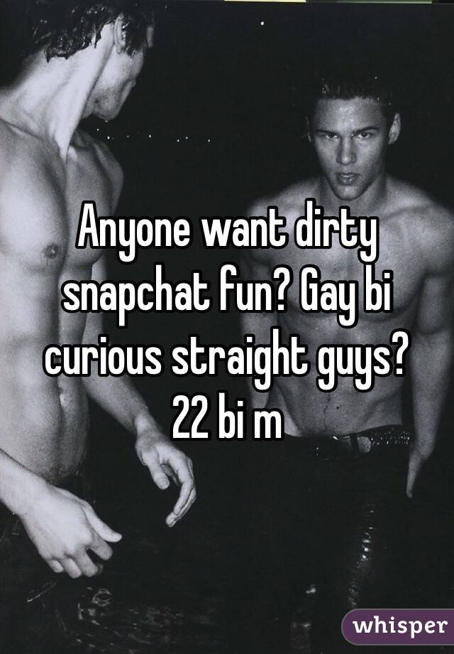 bi curious fun
