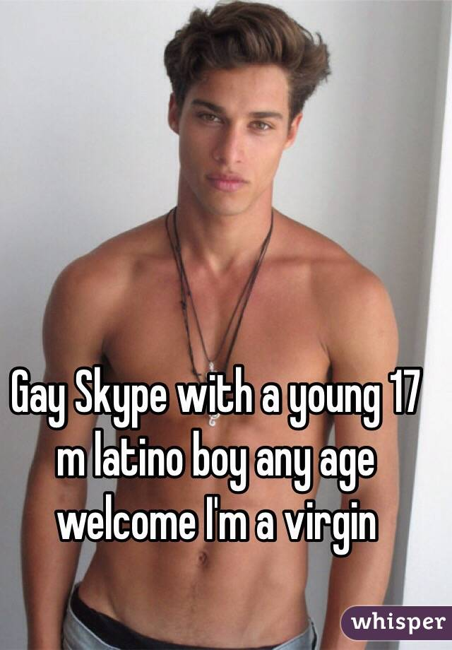 Boy gay latinos