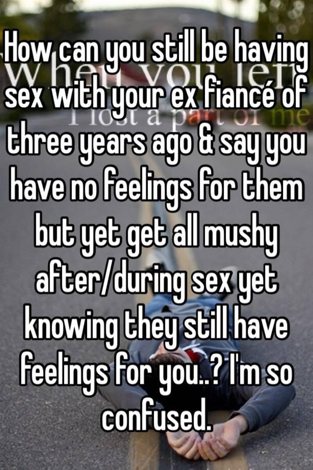 All i want was sex three