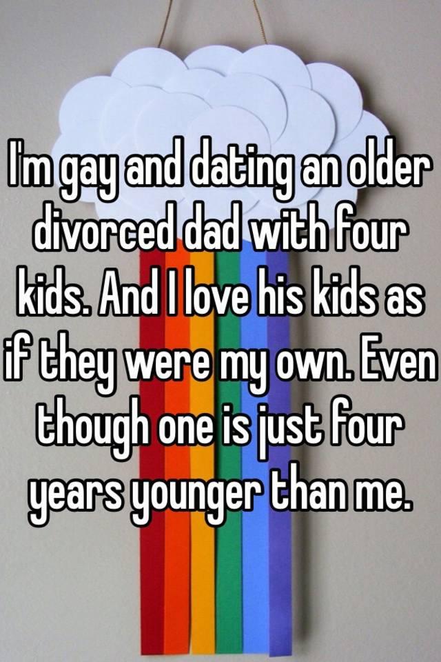 divorced dad dating