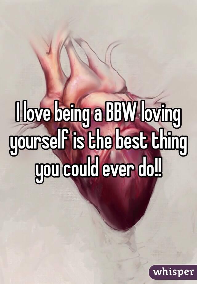 Bbw loving a finger