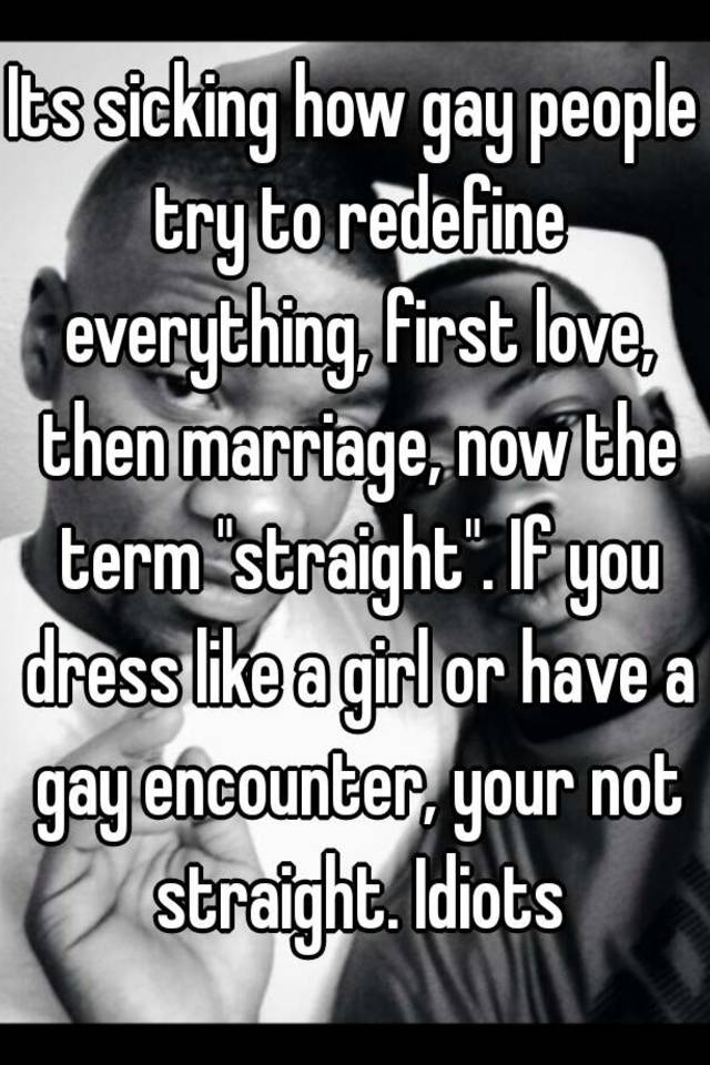 first gay encounter