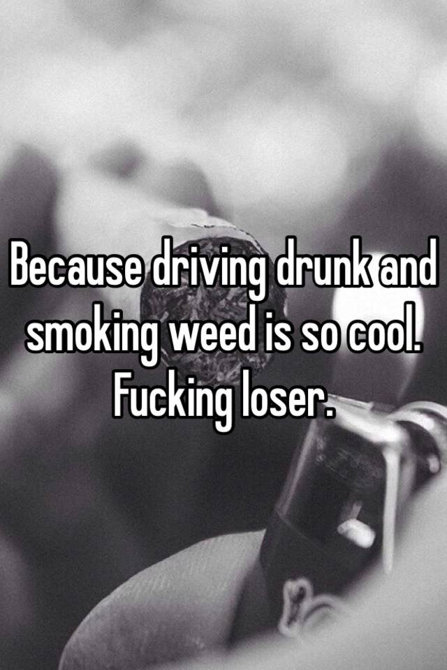 Smoking weed and fucking