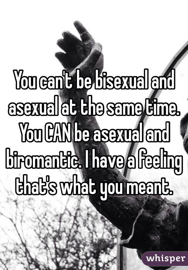 Can i be bisexual