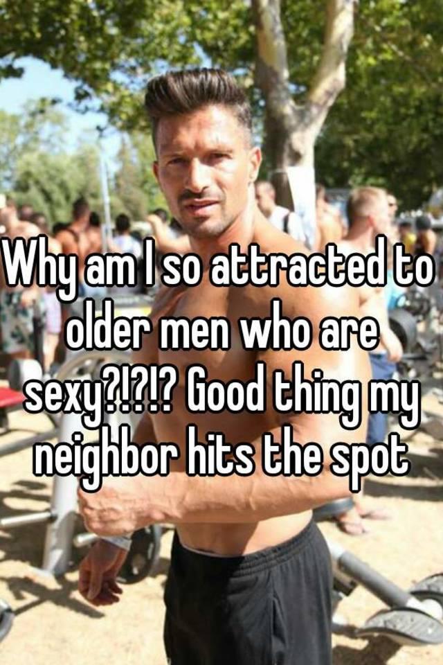 Sexy older neighbor