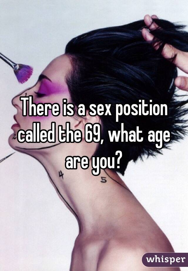 Sex Position Called 69