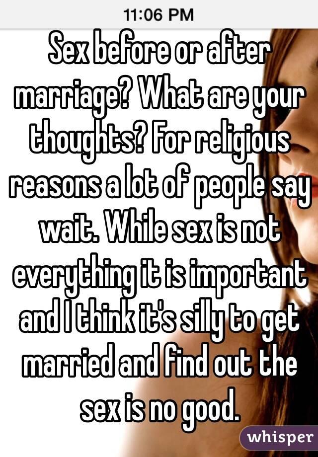 Good Married Sex