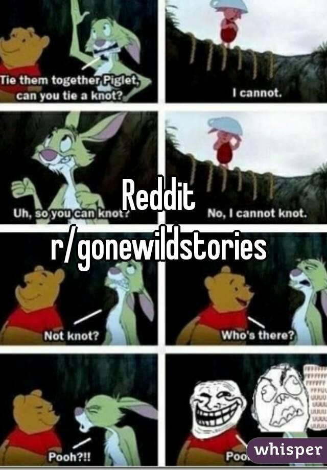R stories gone wild