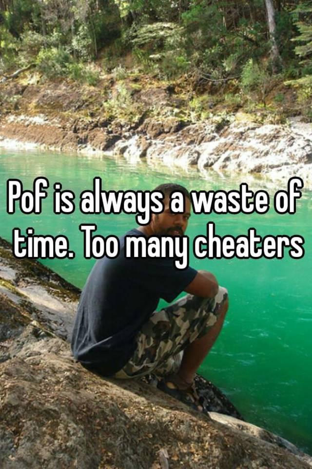 Cheaters on pof