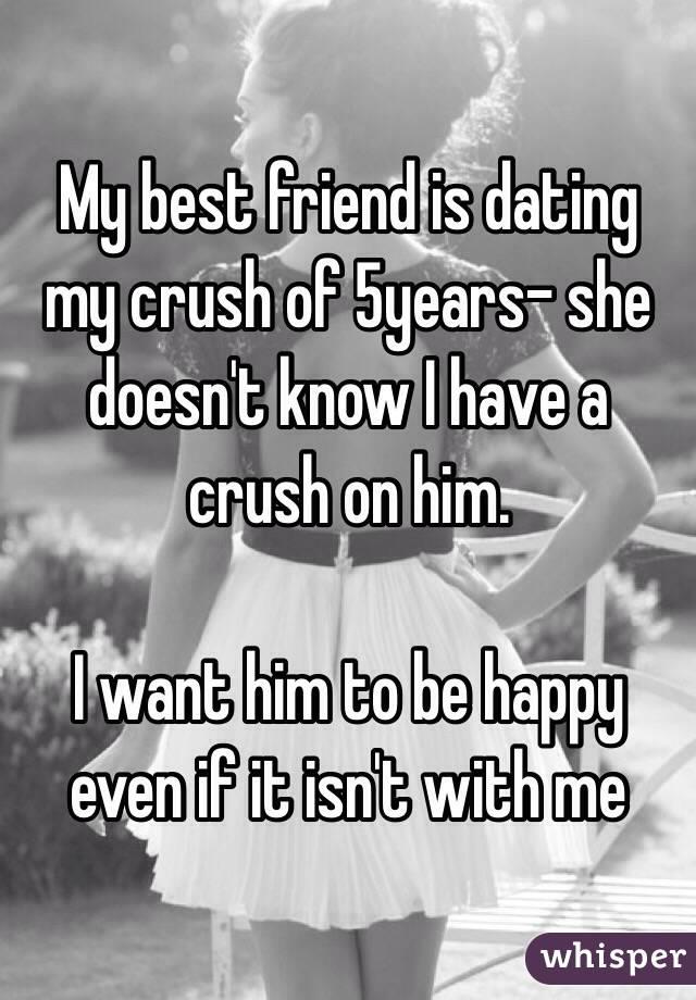 Help my best friend is dating my crush