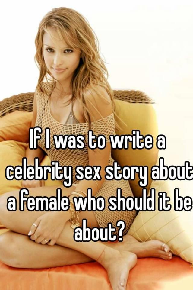 Female written sex stories