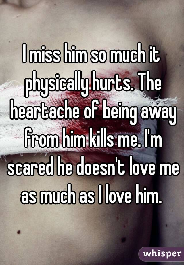 I Miss Him So Much Quotes I miss him so m...