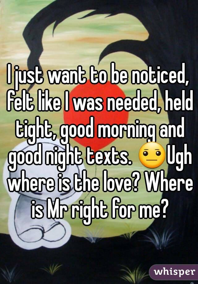 where is mr right