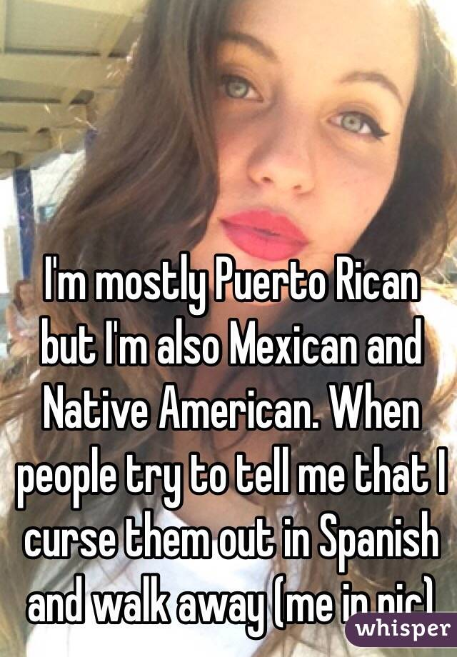 mexican and puerto rican people meet