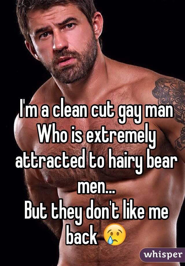 Very Hairy Men Gay