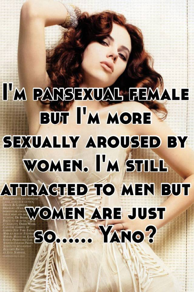 What is pansexual female
