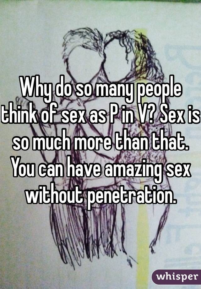 why do humans love sex so much