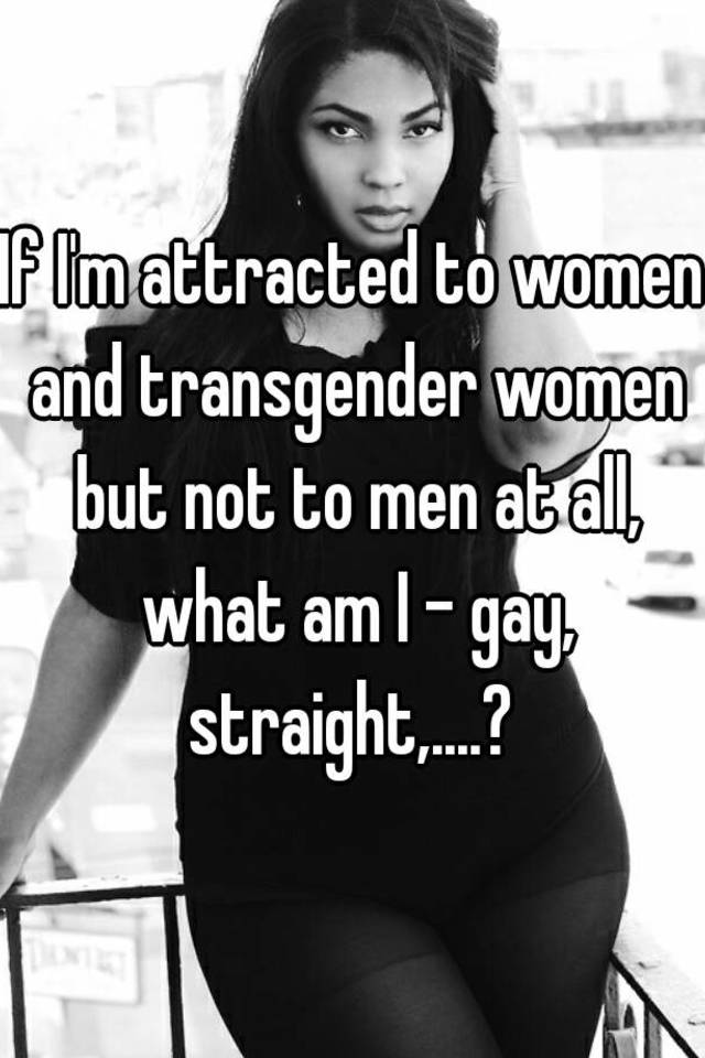 Why Are Men Attracted To Transvestites