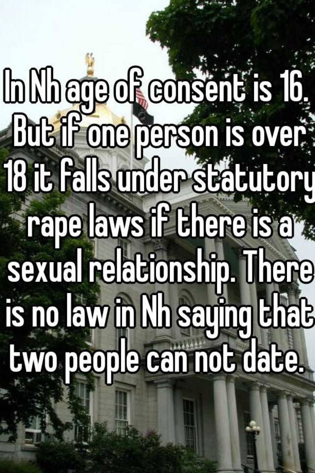age of consent nh