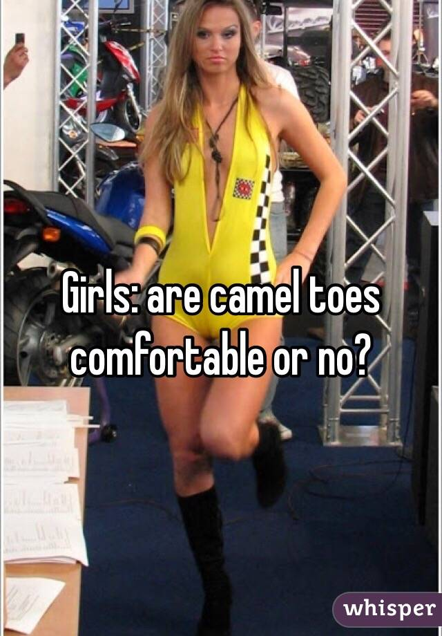 camel toe girls