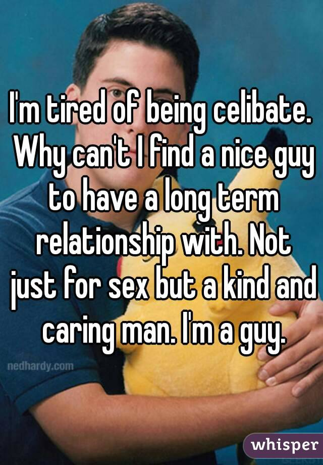 being celibate in a relationship