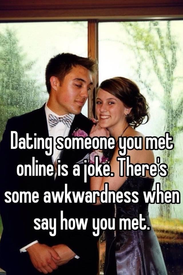 online dating awkwardness