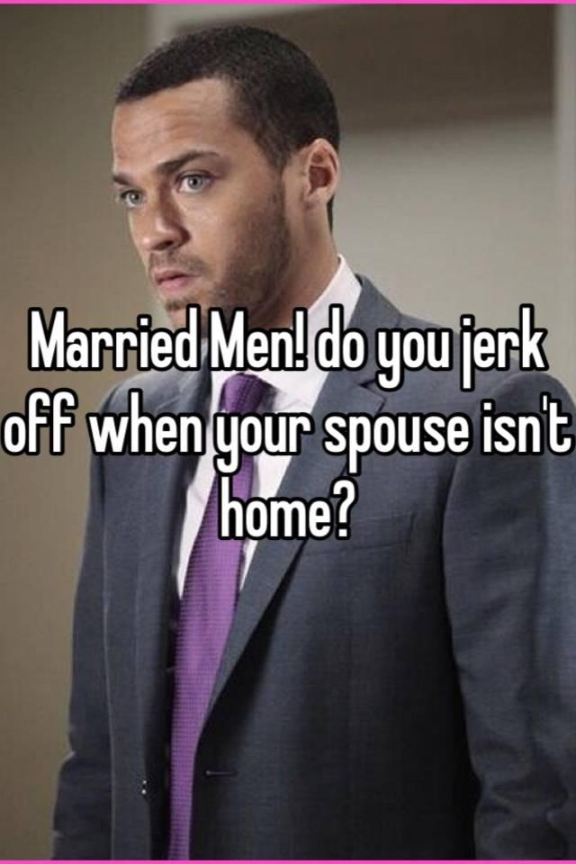 Married males jerk off