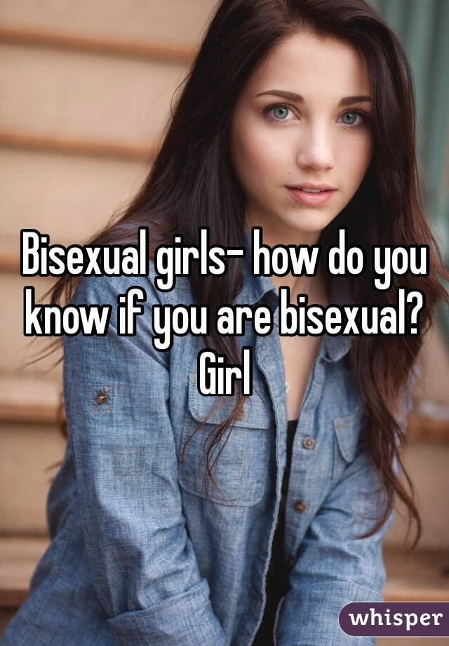 Bisexual girls pictures