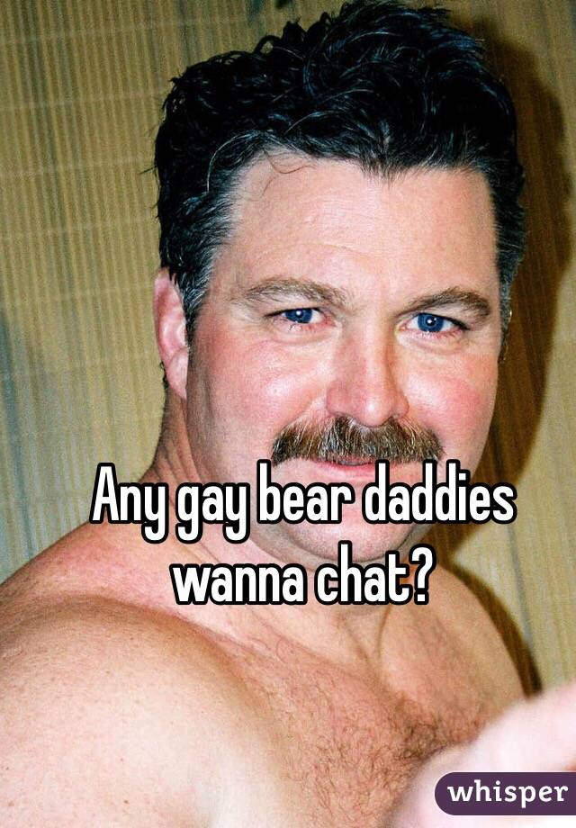 gay daddy chat