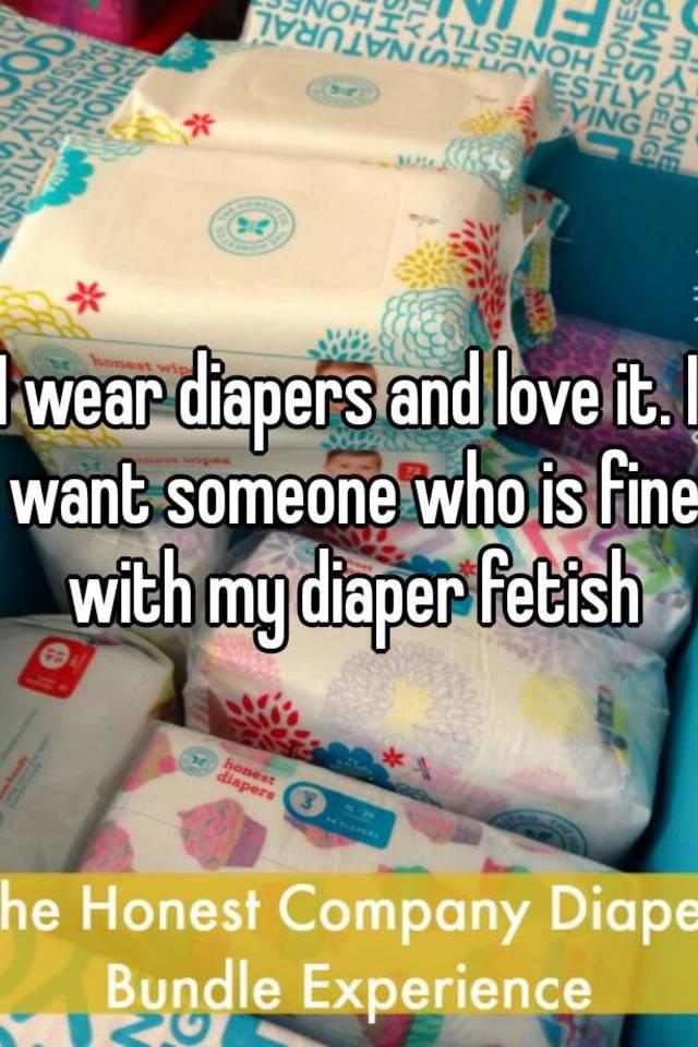 stories Diaper fetish