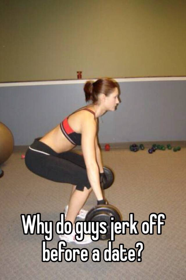 Jerk off exercise