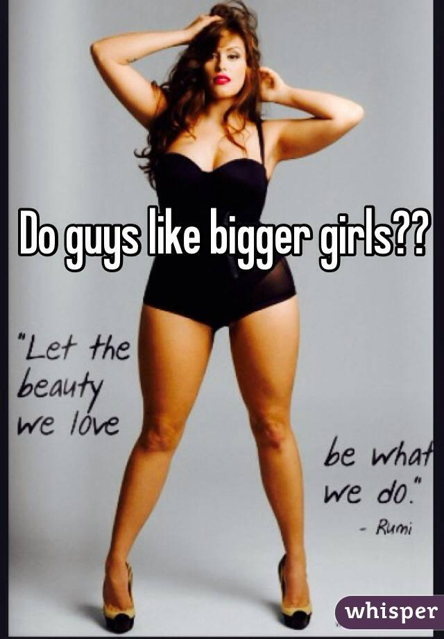Why Do Guys Like Thick Girls