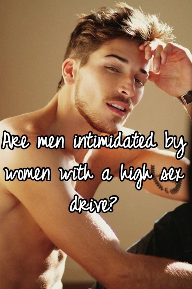 High sex drive in men