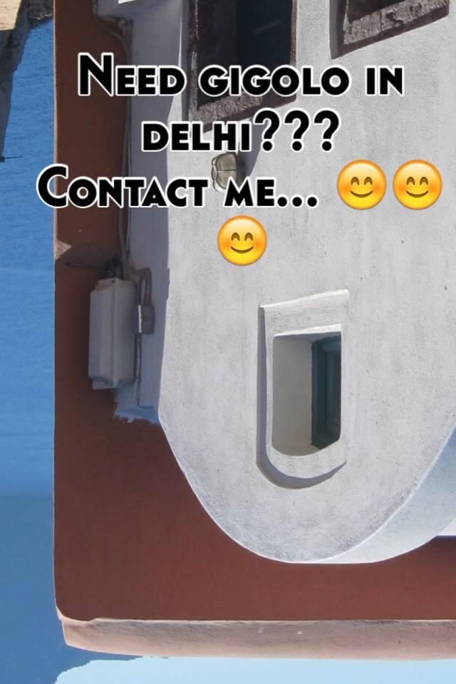 Gigolo Markt Delhi Lage