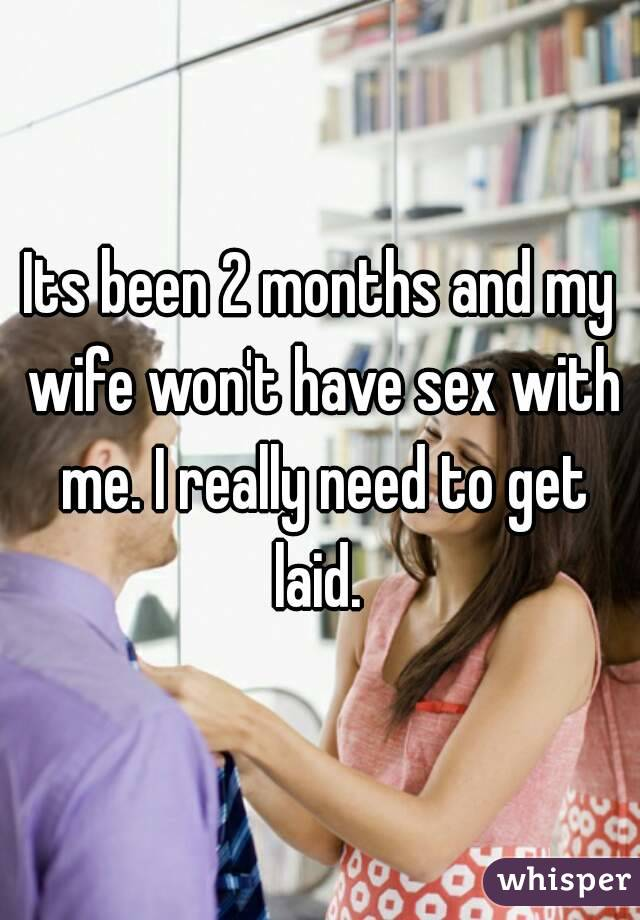 Wife wont have sex video