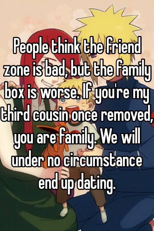 Third cousins dating cousins