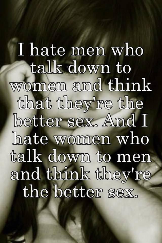 Who Down To Women Men Talk