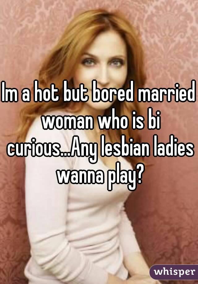 Bi Curious Wife Stories