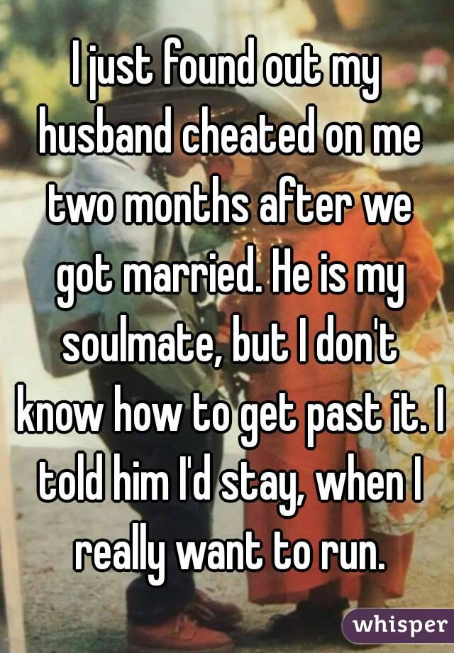 how do i find out if my husband is cheating