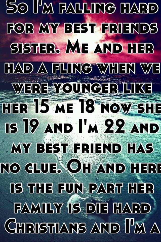 i m falling for my best friend