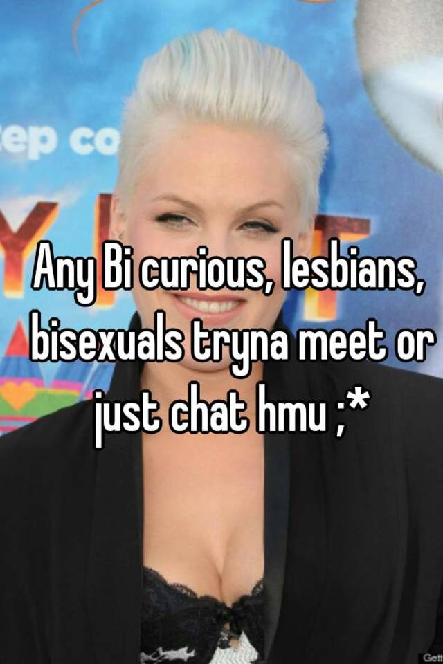 Bi curious meet
