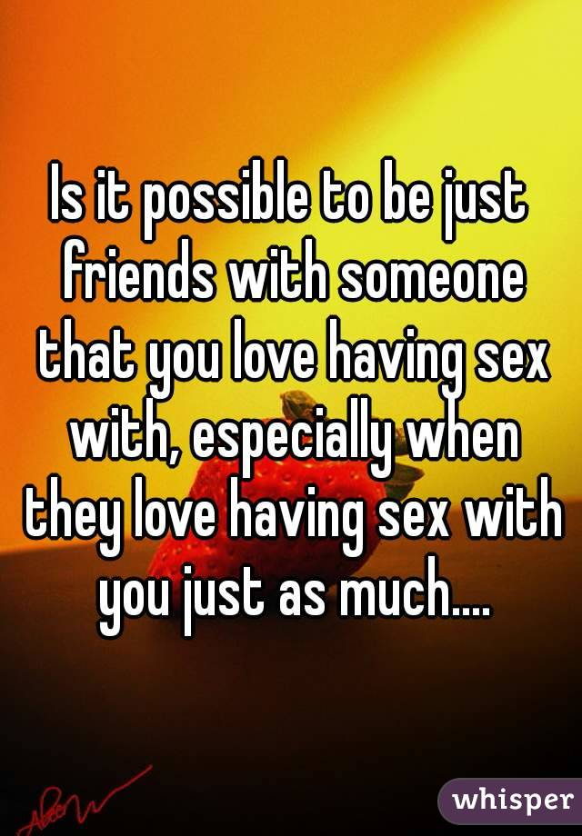 Love haveing sex with there