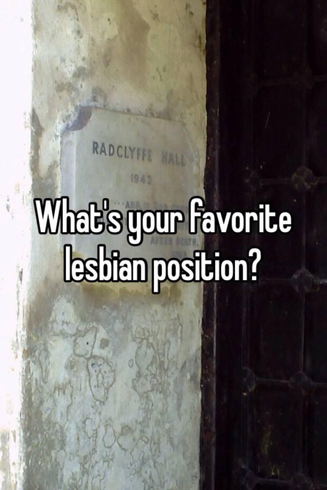 favorite lesbian