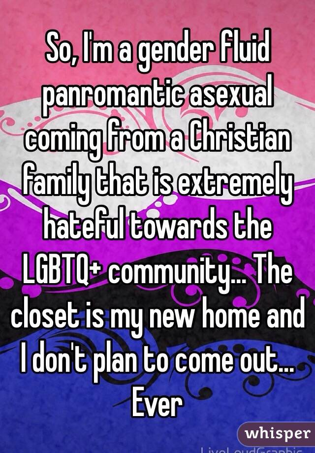 How to come out of the closet as asexual