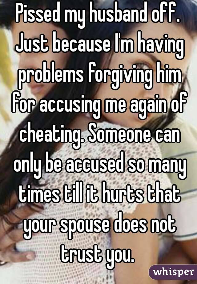 how to forgive your spouse for cheating