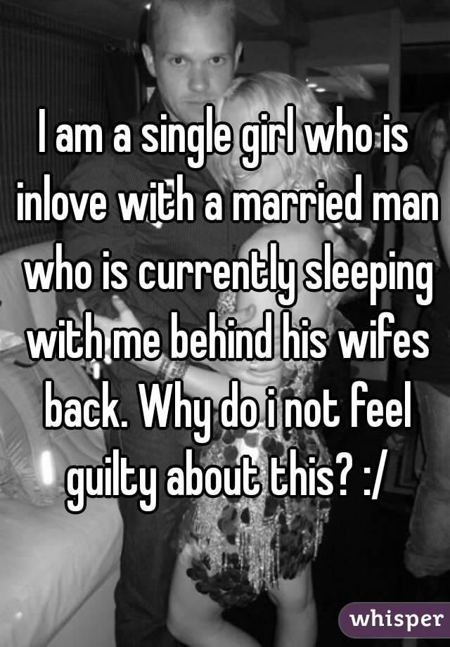 Married Love Man Girl Between Single