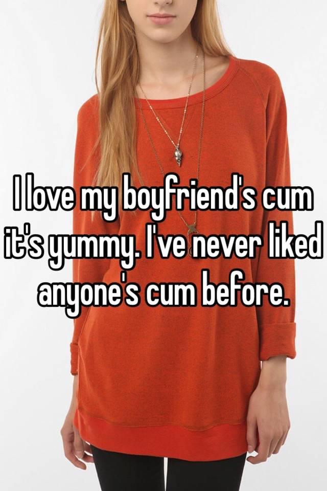 Cum All Over My Girlfriend