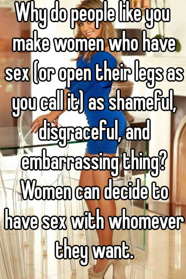 Why do people want to have sex