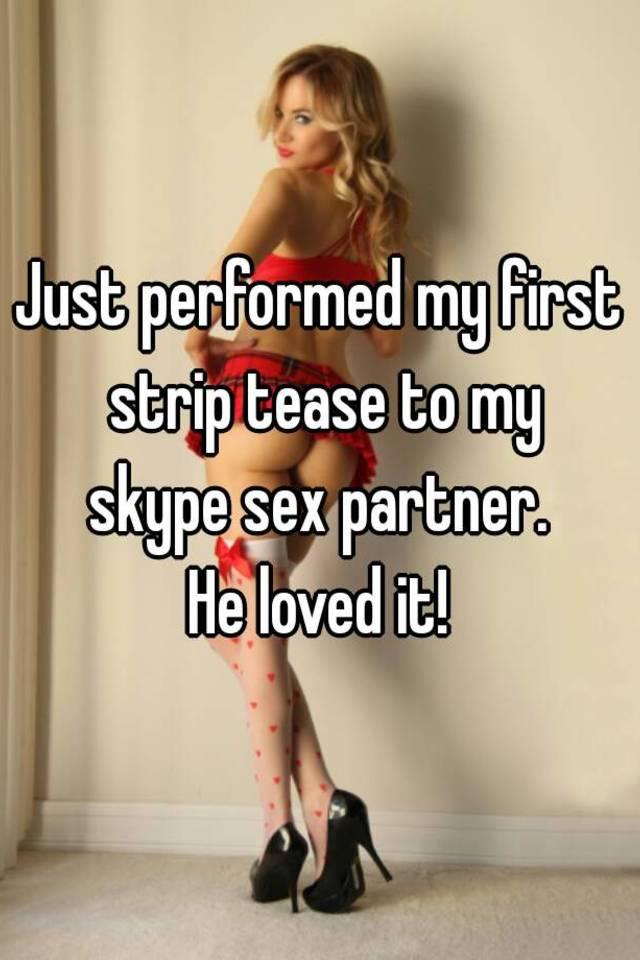 Skype tease